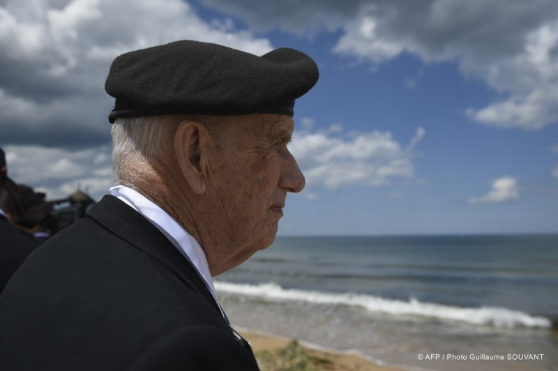 FRANCE - US - WWII - DDAY - ANNIVERSARY