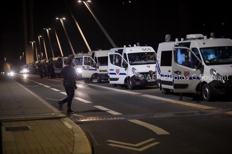 FRANCE-UNREST-POLICE