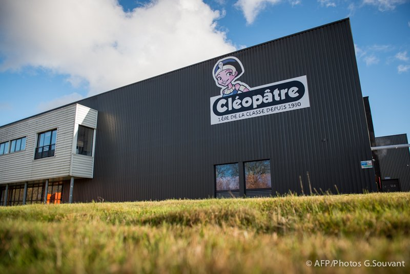 FRANCE - INDUSTRY - CLEOPATRE