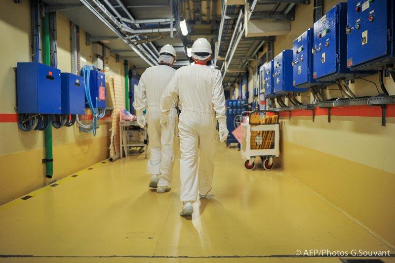 FRANCE - ENERGY - NUCLEAR - CHINON