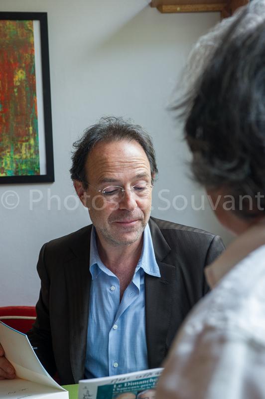 Marc Levy, 26/05/2014 Tours. FRANCE