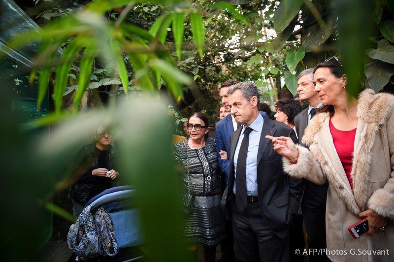 FRANCE-CHINA-PANDA-POLITICS