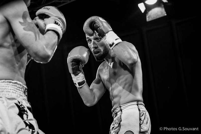 SPORT - BOXE - EVENT - FIGHT