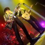ZZ Top en concert au grand hall à Tours