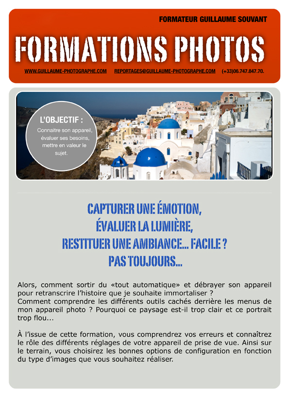 page couverture formation