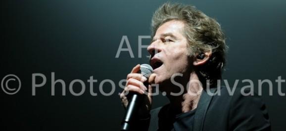 Hubert Felix Thiefaine en concert
