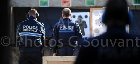 Tir Police Municipale
