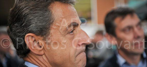Nicolas Sarkozy dédicace…