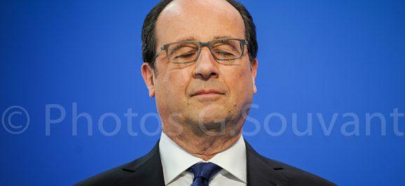 François Hollande à Chartres