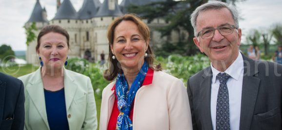Inauguration Jardins de Chaumont 2016