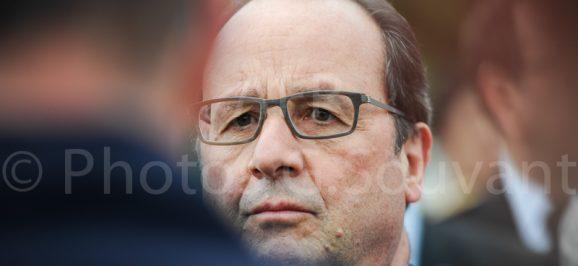 François Hollande – inondations