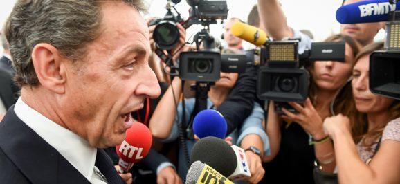 Nicolas Sarkozy Vendôme