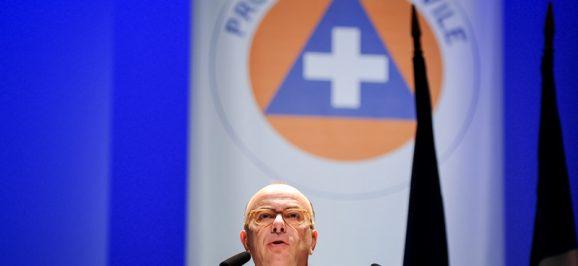 Bernard Cazeneuve congrès de la Sécurité Civile