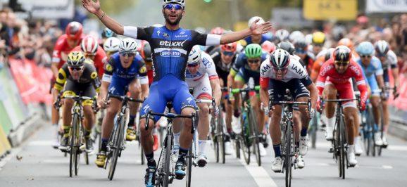 Arrivée du Paris-Tours edition 2016