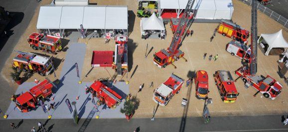 123 ème Congrès Sapeurs Pompiers