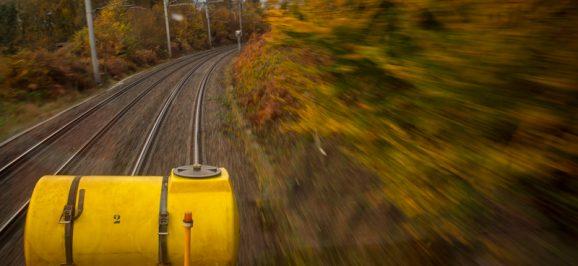 Train Laveur SNCF