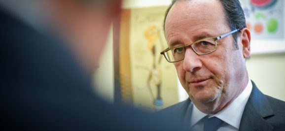Visite Présidentielle à Poitiers