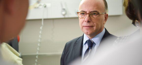 Docteur Cazeneuve CHU Orléans