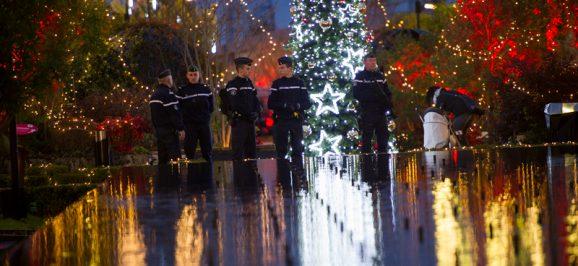 Patrouille de Gendarmerie