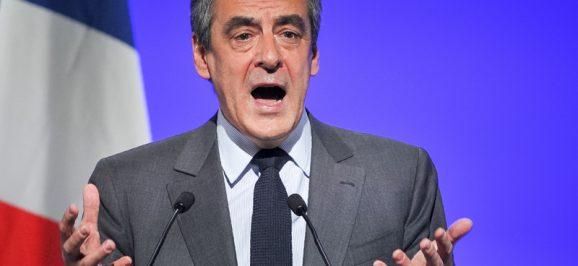 Campagne présidentielle François Fillon