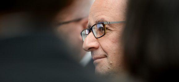 François Hollande et les Moucharabiers…