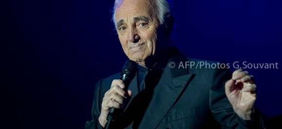 Portraits Charles Aznavour