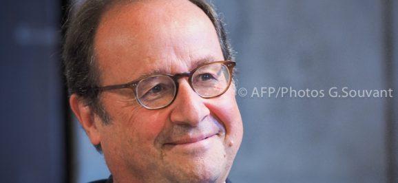 Francois Hollande Rendez vous de L'Histoire 2018