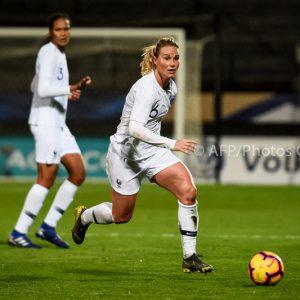 France-Uruguay Feminine