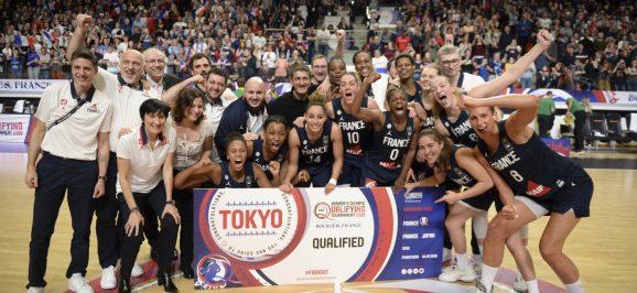 Tournoi de Qualification Olympique Basket Féminin