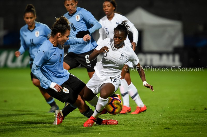 FBL - WC - 2019 - FRA - URU - WOMEN